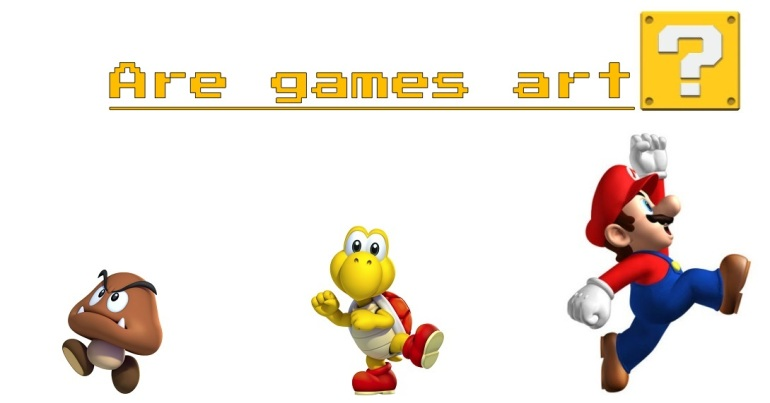 are-games-art